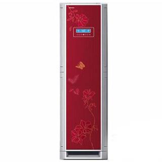 海信(hisense)2匹立柜式家用冷暖直流变频空调kfr-50lw/97fzbp(玫瑰红